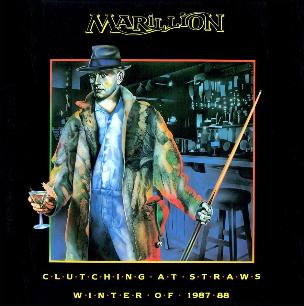 Marillion Concert Programme - Clutching At Straws (Winter ...