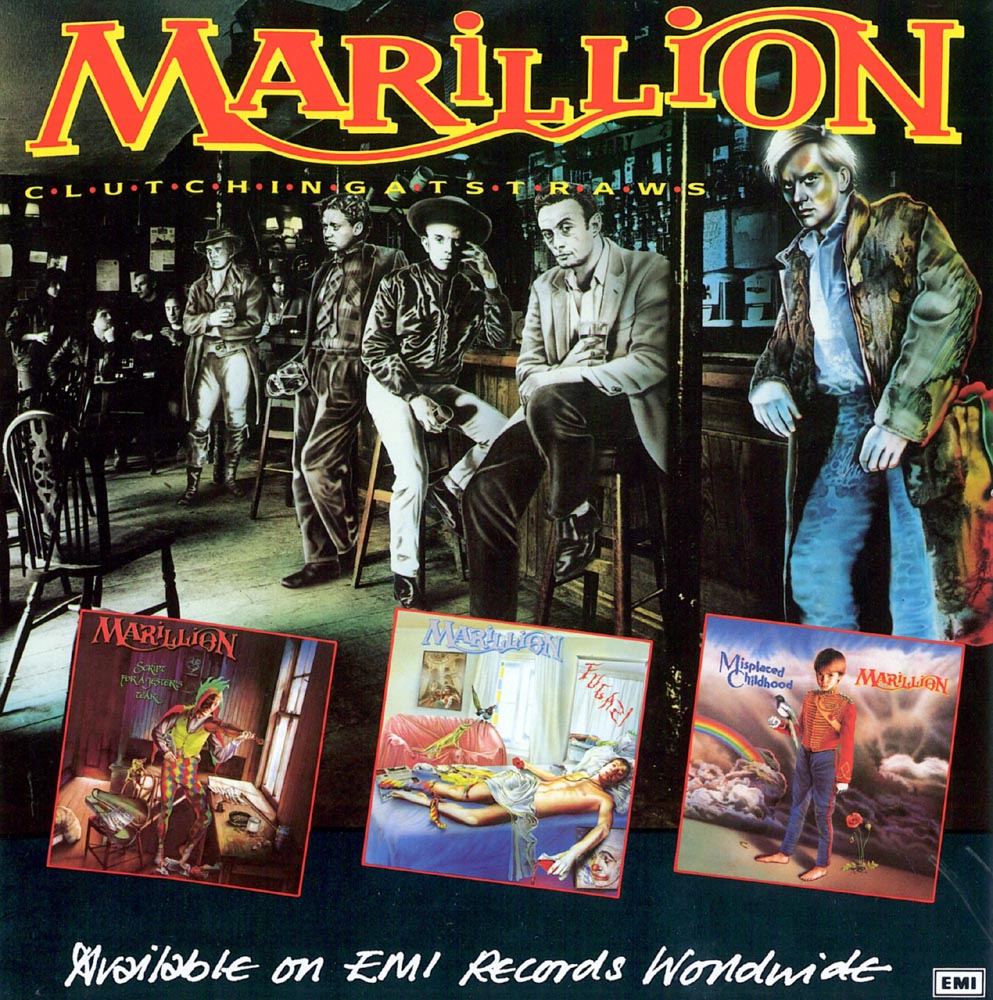Marillion Tour