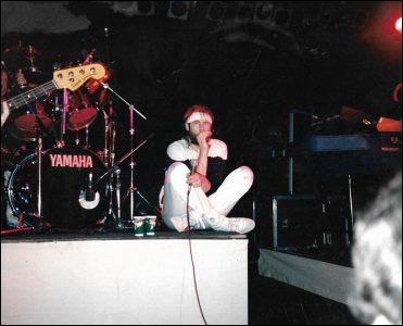 Marillion: Parker's, Seattle - 11.03.1986 - Photo by Todd V Grewell