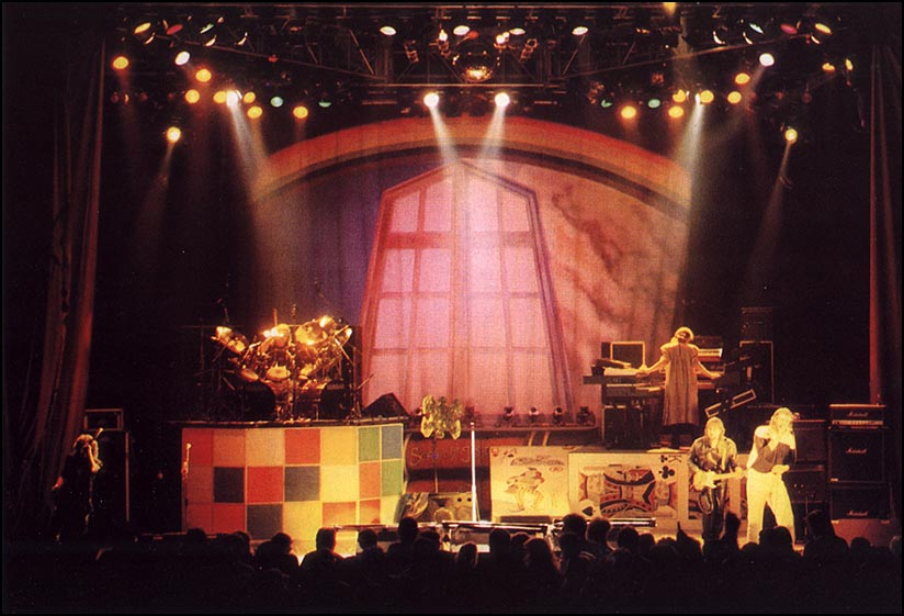 "Marillion: National Exhibition Centre, Birmingham - 19.12.1985 - Photos taken from ""The Web"" - Issue No. 19"