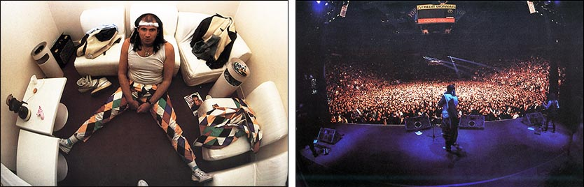 "Marillion: Palais Omnisports Bercy, Paris - 14.12.1987 - Photos taken from ""The Web"" - Issue No. 27"