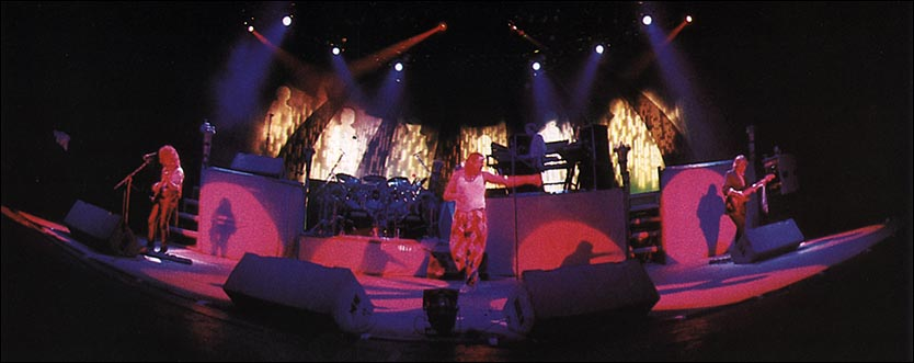"Marillion: Clutching At Straws Tour - 1988 - Photo taken from ""The Web"" - Issue No. 27"