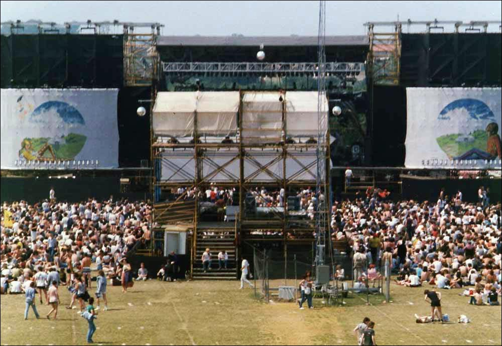 The Concert Bowl, Milton Keynes - 28.06.1986