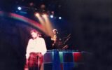 Marillion: Vorst Nationaal, Brussels - 01.11.1985 - Photo by Jean-Francois Fetu