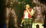 Marillion: Vorst Nationaal, Brussels - 01.11.1985 - Photo by Kamerado