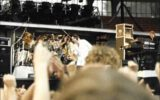 Marillion with Brian May: Muengersdorfer Stadion, Cologne (Koeln Open Air 86) - 19.07.1986 - Photo by Mark Robson