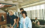 Gary Moore: Airport Koeln-Bonn - 20.07.1986 - Photo by unknown photographer
