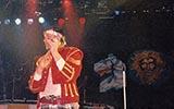 Marillion: SFX Centre, Dublin - 04.09.1985 - Photo by Paul Reynolds