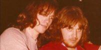 Mark and Steve: Nite Club, Edinburgh - 15.04.1982 - Photo by Laura Gibbs Dick