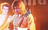 Marillion: The Marquee Club, London - 07.03.1982 - Photo by Diz Minnitt