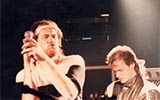 Marillion: The Marquee Club, London (Misplaced Marquee) - 10.09.1985 - Photo by Martin Locket