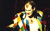 Marillion: Hammersmith Odeon, London - 18.01.1988 - Photo by Peter Still