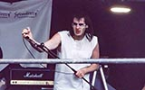 Marillion: Zuiderpark, The Hague (Parkpop) - 03.07.1983 - Photo by Tiemen Eskes