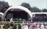 Marillion: Nostell Priory, Wakefield (Theakston's Music Festival) - 28.08.1982 - Photo by Martin Osborne